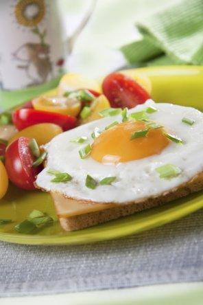 Tosty z jajkiem  prosty przepis i składniki
