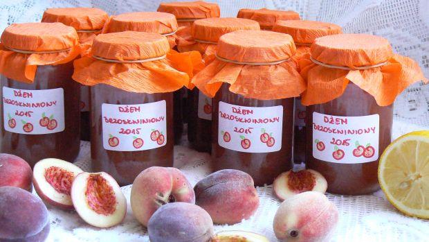 Przepisy: dżem brzoskwiniowy