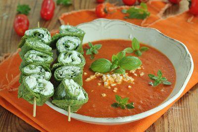 Zupa pomidorowa po włosku