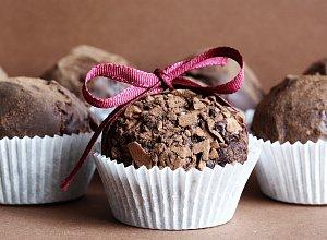 Trufle czekoladowe  prosty przepis i składniki