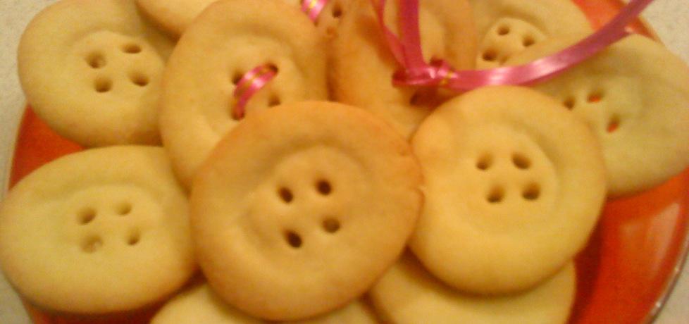 Guzikowe ciasteczka (autor: barbara11561)