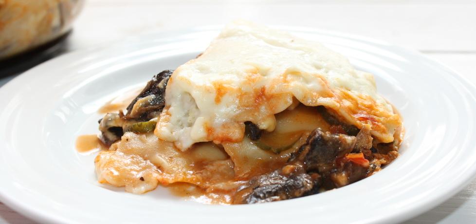 Lasagne z rybą i pieczarkami (autor: smakolykijoanny ...