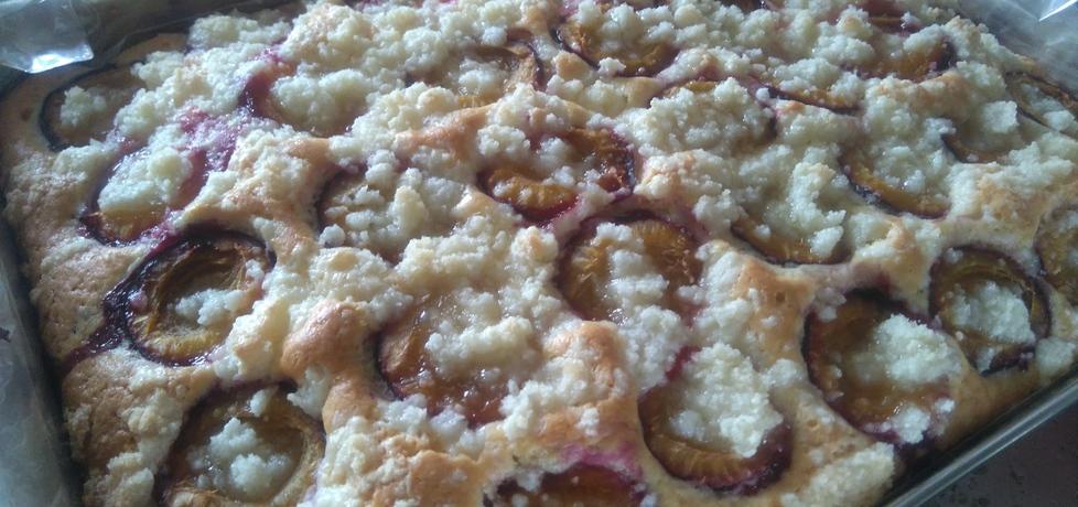 Ciasto ze śliwkami (autor: urszulas)