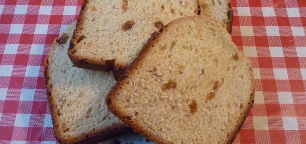 Słodki chlebek z rodzynkami (autor: ikrakowianka)