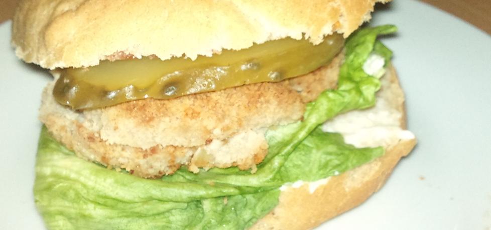 Szybki domowy hamburger (autor: alexm)
