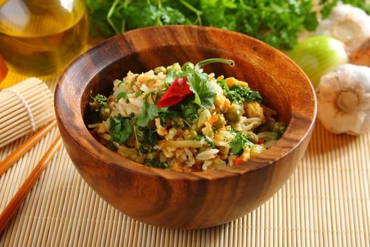 Smażony ryż po chińsku