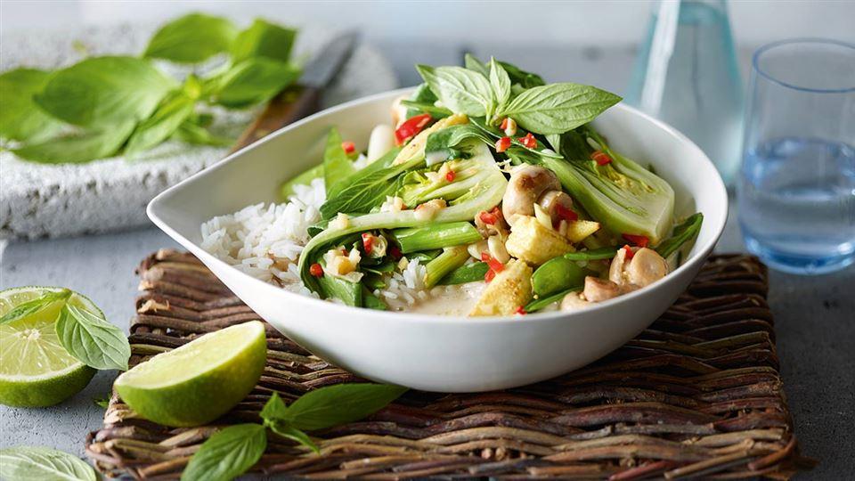 Przepis na warzywa stir-fry po tajsku