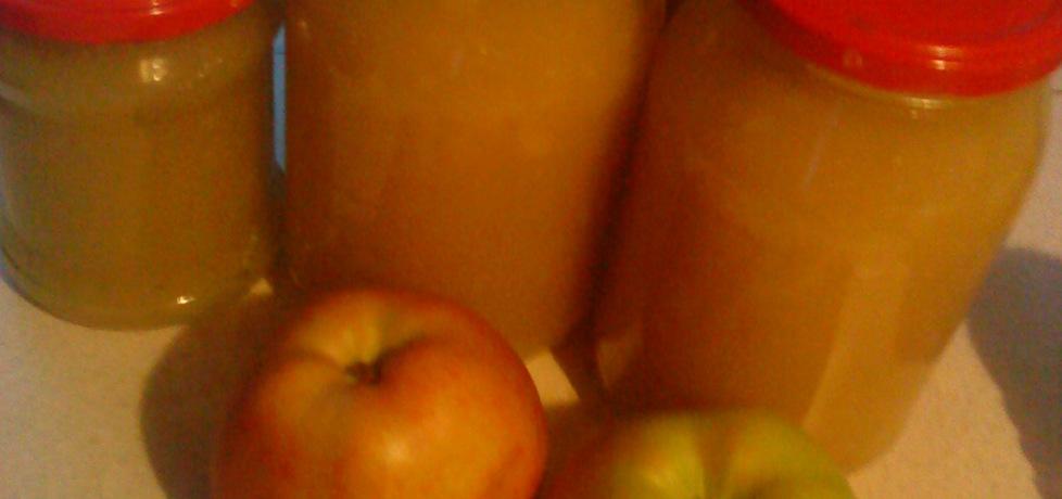 Smażone jabłka na szarlotkę (autor: barbara11561 ...