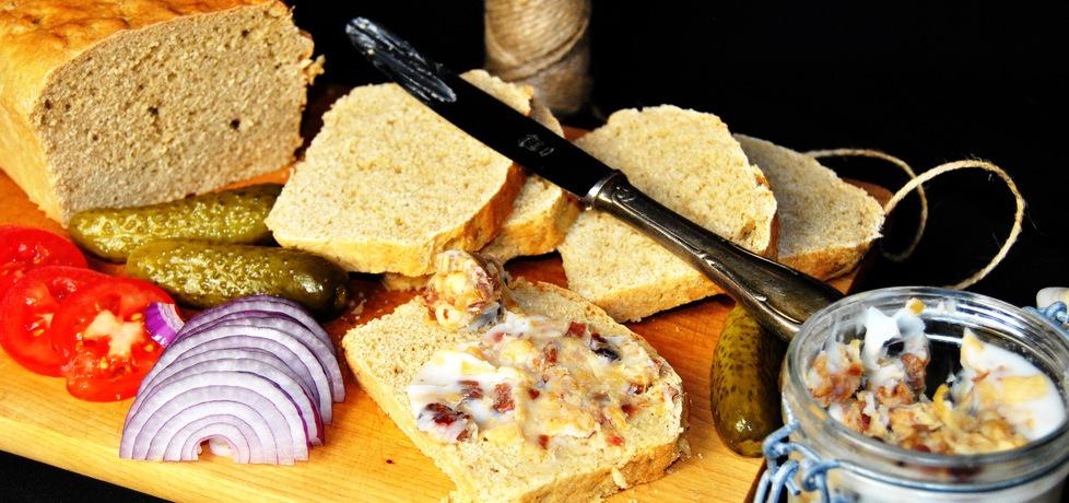 Domowy chleb żytni na mleku (autor: rng-kitchen)