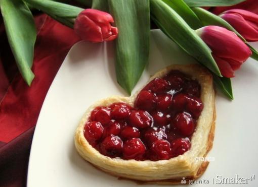 Wiśniowe serce