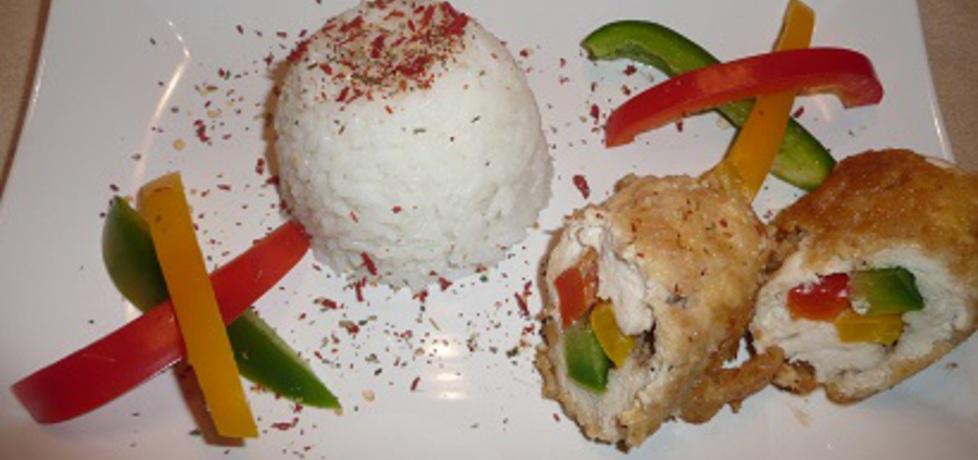 Roladki w serowej panierce (autor: aginaa)