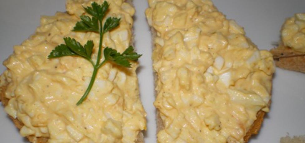 Pasta jajeczna z curry (autor: ilka86)