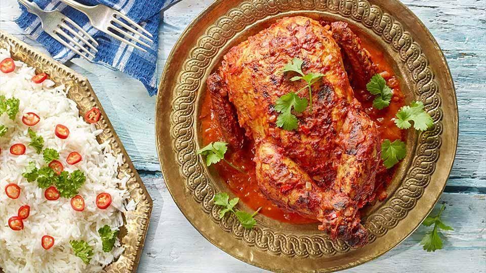Przepis na kurczaka z przyprawami