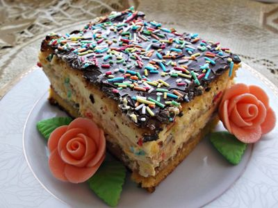 Ciasto orzechowo