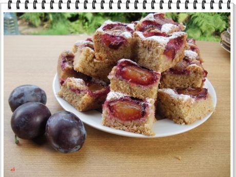 Przepis  ciasto śliwkowe eli przepis