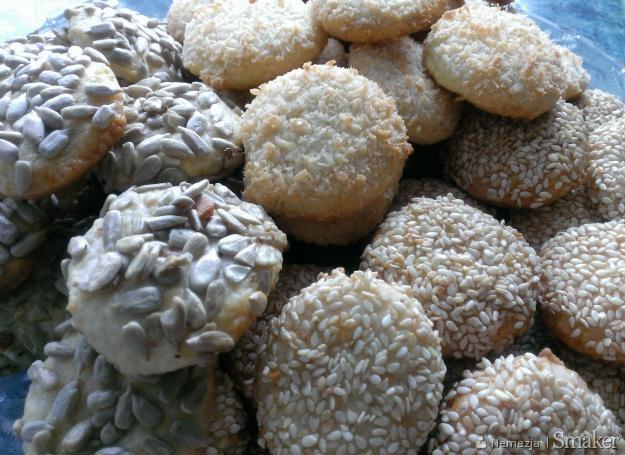 Ciasteczka maślane z dodatkami
