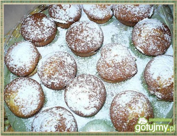 Przepis  muffinki cytrynowe z truskawkami przepis