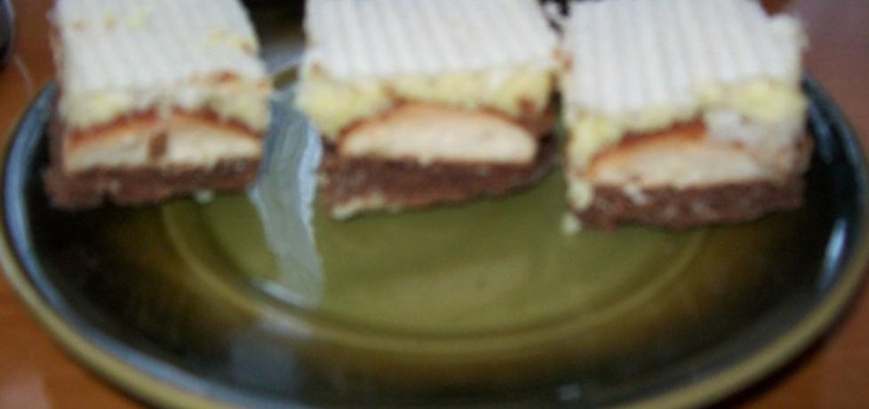Ciasto z waflem (autor: madi356)