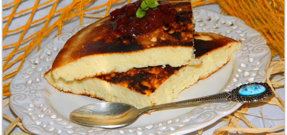 Omlet biszkoptowy na słodko (autor: czarrna)