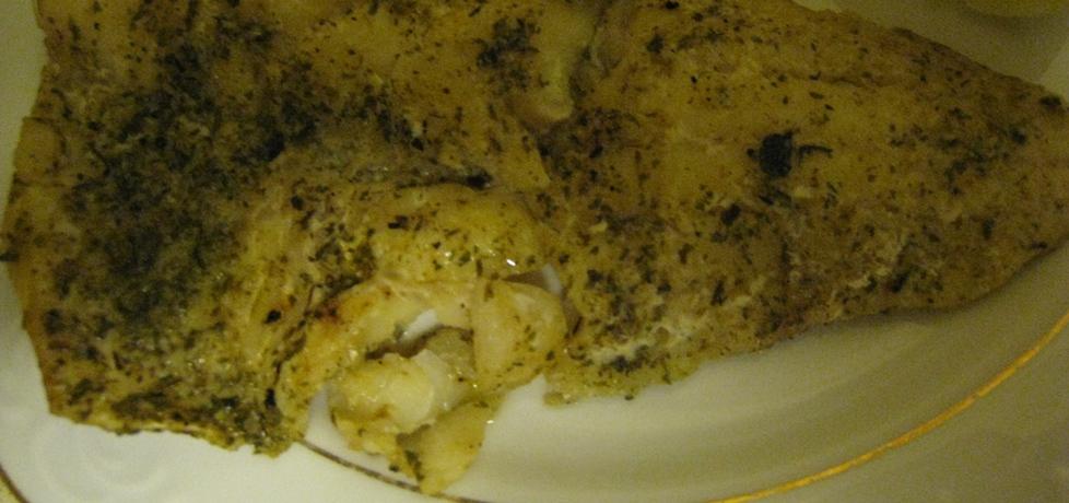 Cytrynowy morszczuk pieczony w folii (autor: magda60 ...