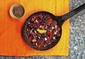 Fasola po meksykańsku  prosty przepis i składniki