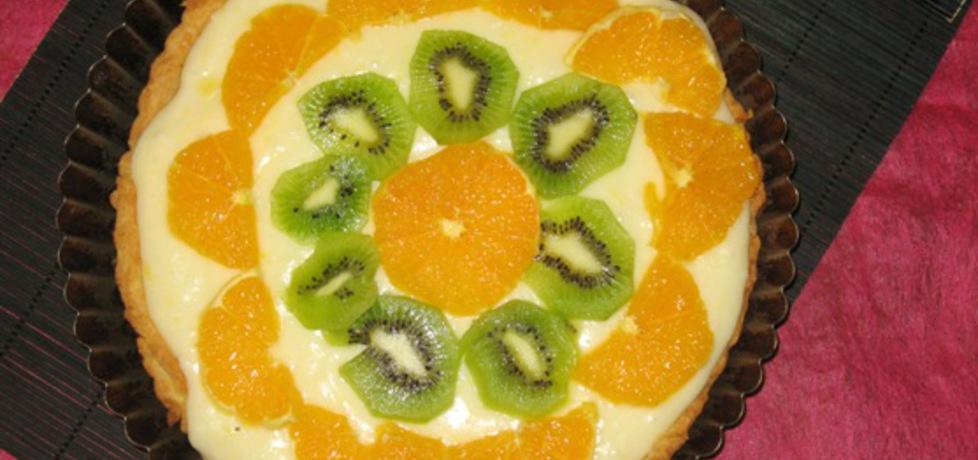Prosta tarta z pomarańczami (autor: anna169hosz)