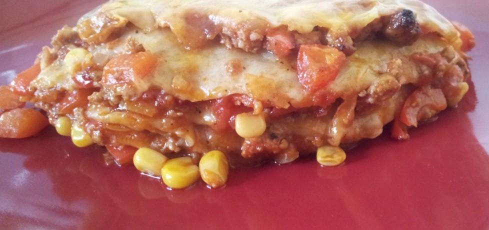 Zapiekanka z chili con carne (autor: krokus)