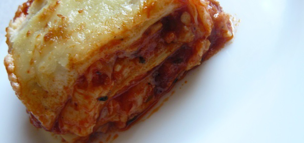 Lasagne bolognese (autor: moniwwo)