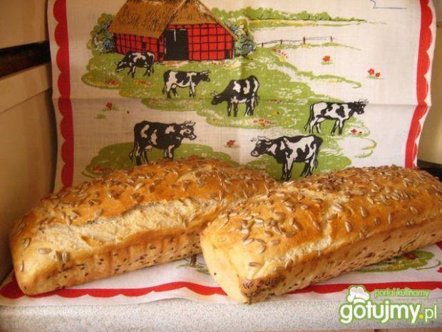 Przepis  chleb na żurku przepis