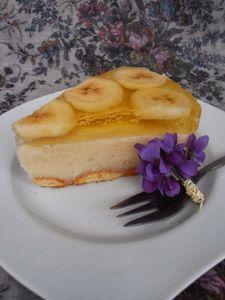 Bananowe ciasto z kaszy manny