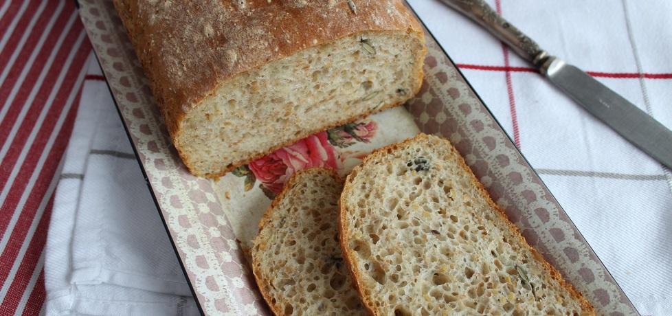 Chleb wieloziarnisty na drożdżach (autor: anemon ...