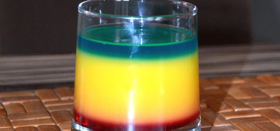 Tęczowy drink (autor: asik32)