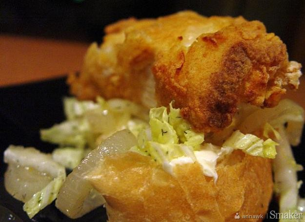 Kurczak w panierce