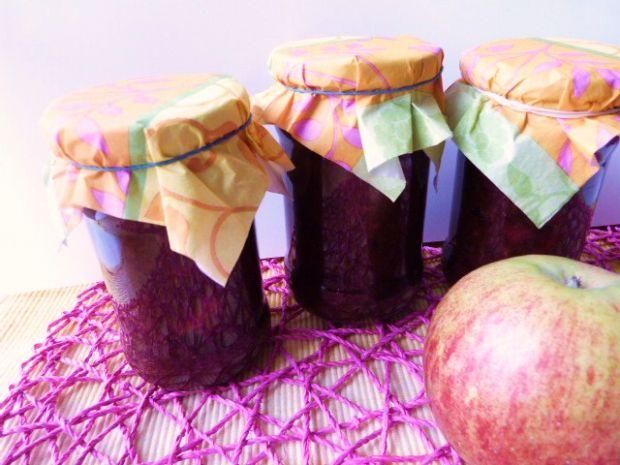 Przepis  dżem śliwkowy z jabłkami przepis