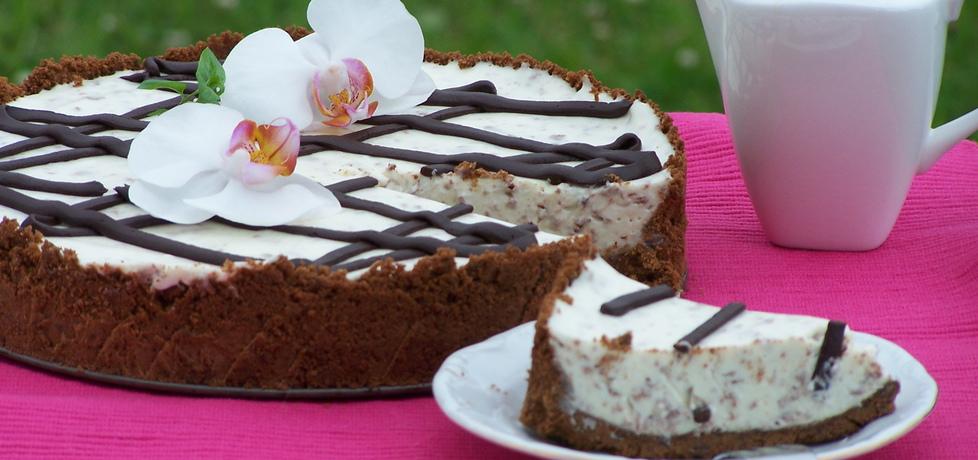 Moc czekolady w serze, czyli słodkości do kawki :) (autor: malinka ...