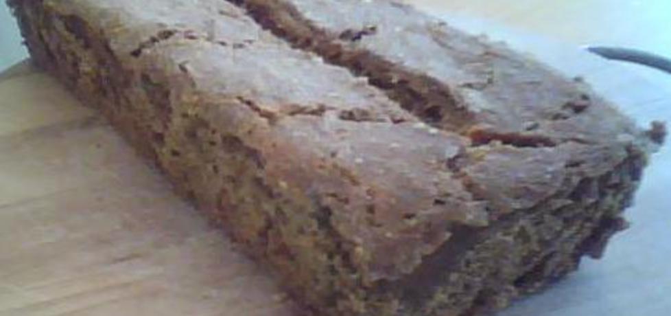 Chleb razowy z marchwią (autor: caralajna)