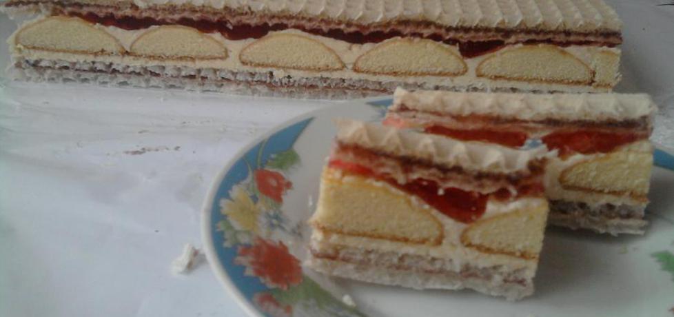 Kolorowy wafel (autor: mitek111)