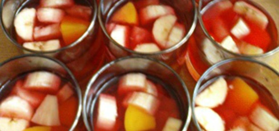 Deser owocowy z galaretką (autor: motorek)