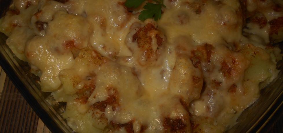 Ziemniaki zapiekane z serem (autor: beatris)