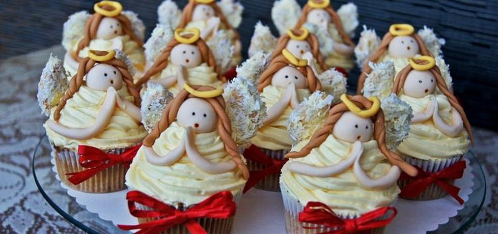 Anielskie muffinki (autor: ania84)