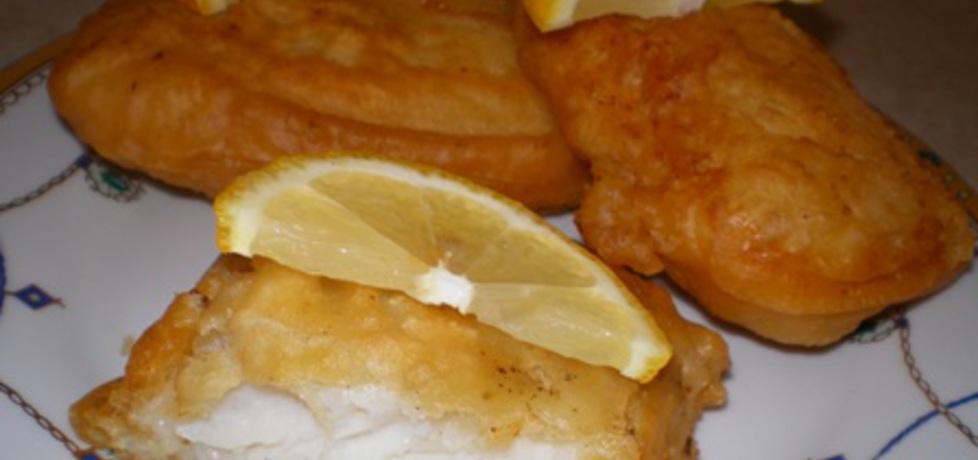 Ryba w chrupiącym cieście (autor: ilka86)