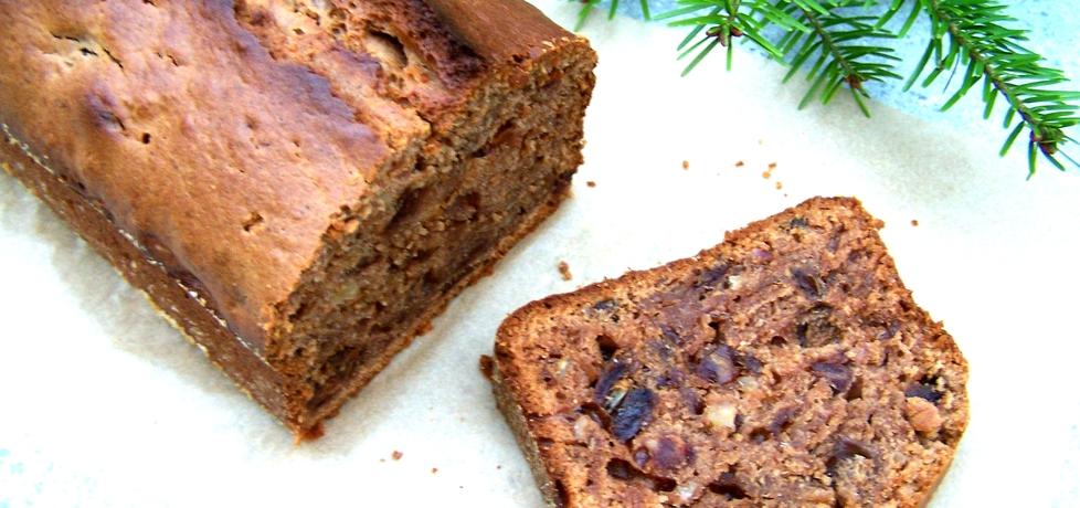 Ciasto korzenne z daktylami (autor: caralajna)