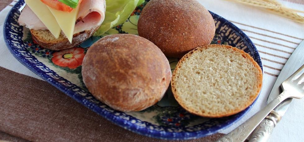 Bułki pszenne na jaglance (autor: anemon)