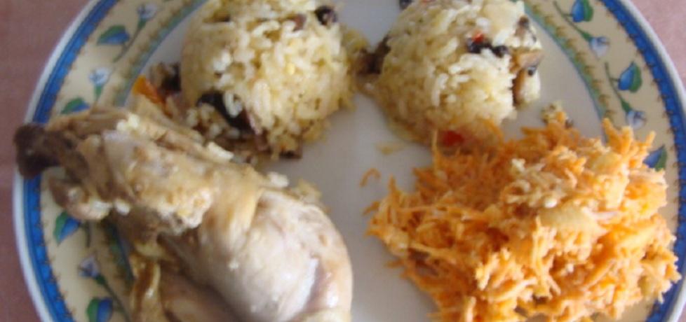Smaczny ryż do obiadu (autor: agnieszka214)