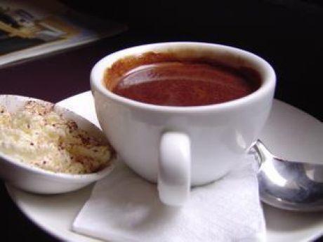 Przepis  gorąca czekolada przepis
