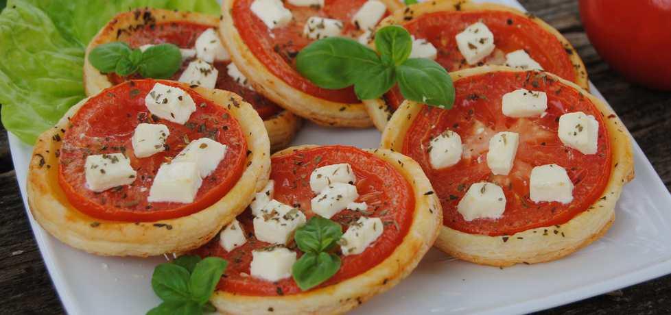 Mini pizzerinki francuskie (autor: jadwigajaga85)