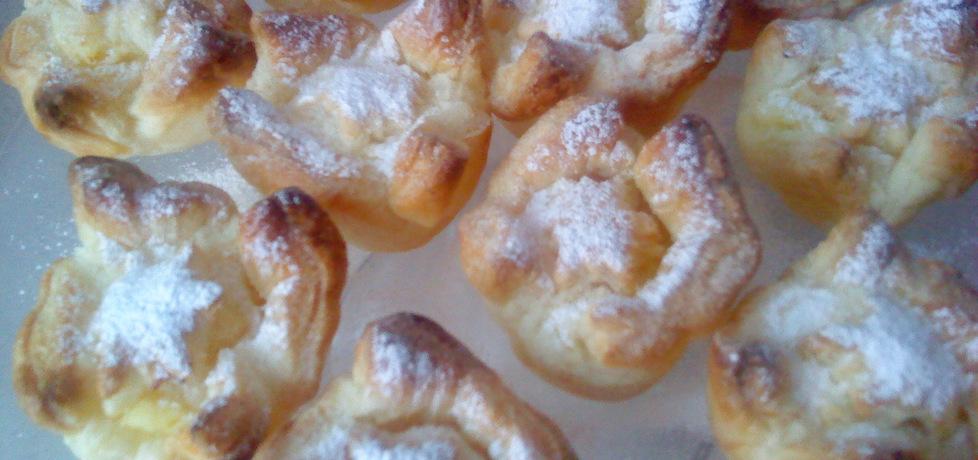 Francuskie babeczki z masą serową (autor: barbara11561 ...