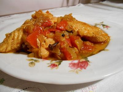 Aromatyczny kurczak
