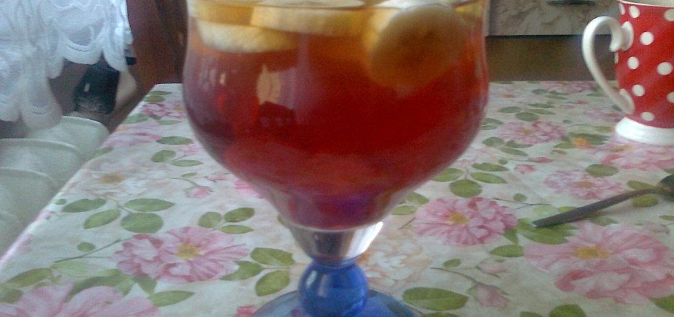 Galaretkowy deser z owocami (autor: katarzyna59)