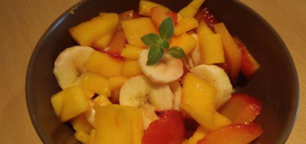 Sałatka owocowa z mango (autor: magula)